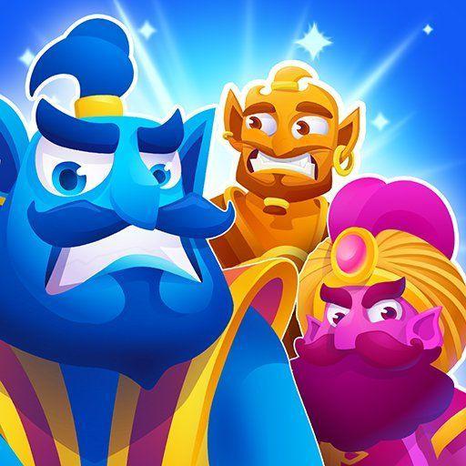 Aladdin Genies & Gems