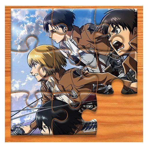 Attack on Titan Jigsaw Puzzle