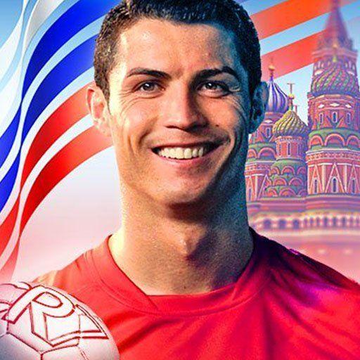 Cristiano Ronaldo Kick Run