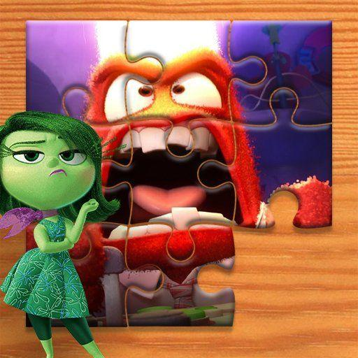 Inside Out Jigsaw Puzzle
