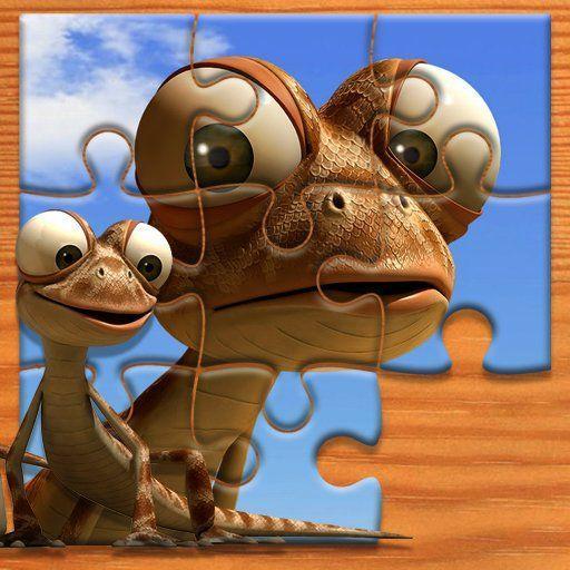 Oscar Oasis Jigsaw Puzzle