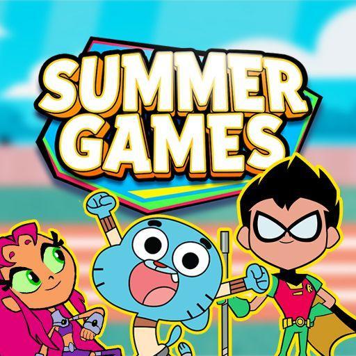 Teen Titans Go Summer Games