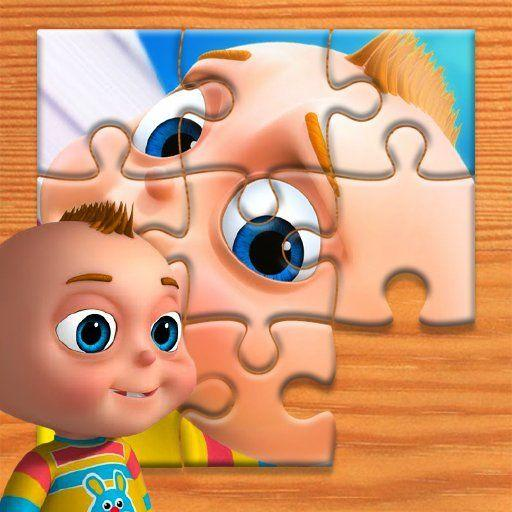 TOO TOO BOY Jigsaw Puzzle